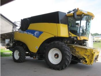 Moissonneuse-batteuse New Holland CR 9080 ELEVATION