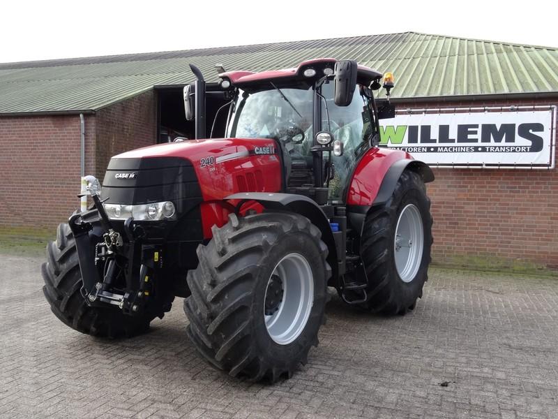 Tracteur agricole Case IH Puma CVX 240