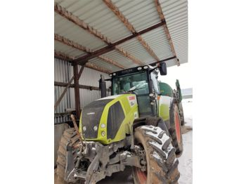 Claas Axion 820 C-Matic  - tracteur agricole