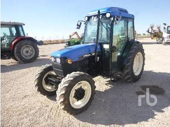 NEW HOLLAND TN90F - tracteur agricole