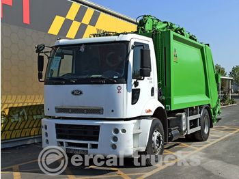 FORD 2012 CARGO 1826 E5 4X2 GARBAGE TRUCK WITH CRANE - voirie