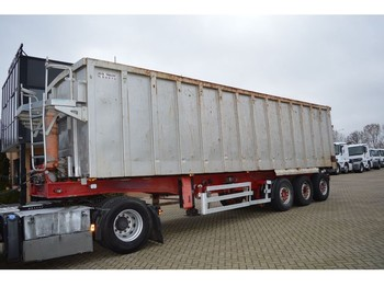 Stas S3422B * 60M2 * Steel Body * Aluminium Chassis * Lift As * - semi-remorque benne