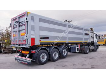 Semi-remorque benne VEGA TARILER NEW MODEL
