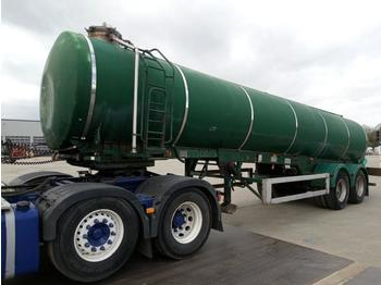 Thompson Twin Axle Water Tanker Trailer - semi-remorque citerne