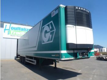 Semi-remorque frigorifique Chereau Carrier Vector 1850 - Mt° - 2m60 - alu floor
