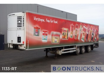 Semi-remorque frigorifique Chereau TECNOGAM + SL200e THERMOKING *LOW HOURS 3900*