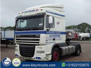DAF XF 105.410 652 tkm pto+ hydr. - tracteur routier