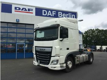 DAF XF 460 FT SC Hydraulik, Intader, Euro 6  - tracteur routier