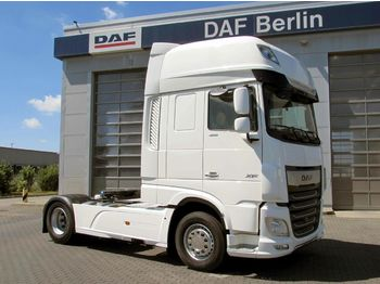 DAF XF 480 FT SSC, TraXon, alter Tacho, Tageszullass  - tracteur routier
