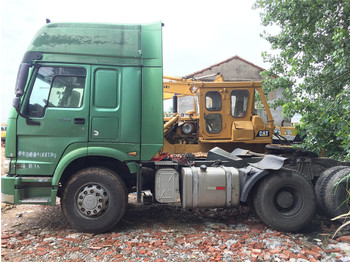 Howo Howo truck head - tracteur routier