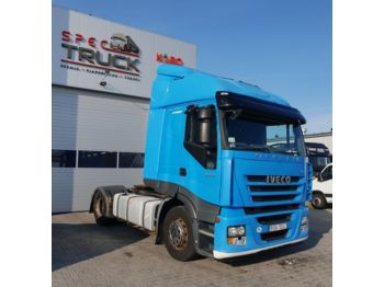 IVECO Stralis 500, Steel /Air, Manual - tracteur routier