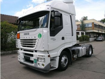 Iveco STRALIS AS440 S 45 Euro 5 Klima Intarder  - tracteur routier