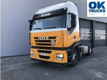 Iveco Stralis AS440S42TP (Euro5 Klima Luftfed. ZV) - tracteur routier