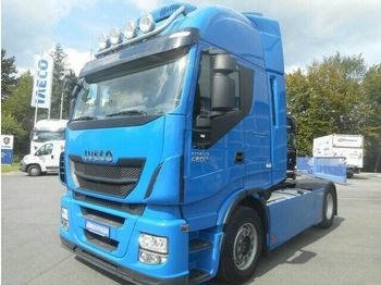 Tracteur routier Iveco Stralis AS440S46T/P Euro6 Intarder Klima Navi ZV