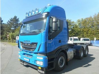 Iveco Stralis AS440S56TZ/P-HM (6x4 / 80 to.) Euro6 ZV  - tracteur routier