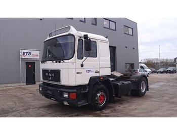 MAN 19.372 (MANUAL PUMP / 6 CYLINDER ENGINE WITH ZF-GEARBOX / EURO 2) - tracteur routier