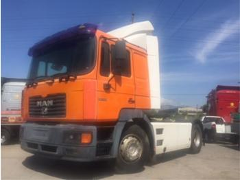 MAN 19.464 Manual+Intarder - tracteur routier