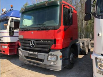 Tracteur routier MERCEDES-BENZ Actros 3344 6x4 Full steel