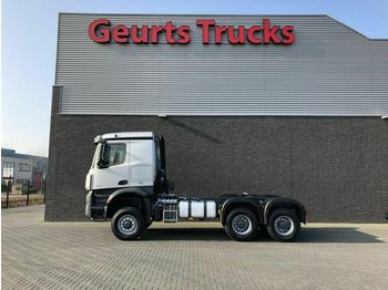 Mercedes-Benz AROCS 3345 AS 6X6 TREKKERS  - tracteur routier