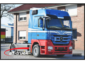 Tracteur routier Mercedes-Benz Actros 1844 LS, Megaspace, EEV Retarder Safety: photos 1