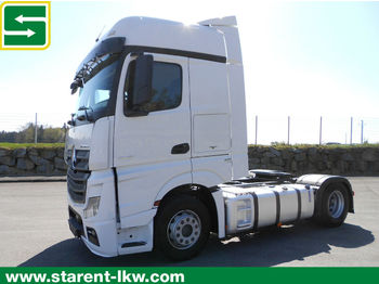 Mercedes-Benz Actros 1845 BIG-SPACE, 2 Tanks, Spoilerpaket  - tracteur routier