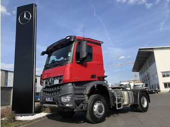 Mercedes-Benz Arocs 2045 AS 4x4 Kipphydraulik  - tracteur routier
