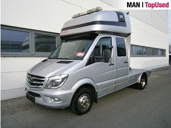 Tracteur routier Mercedes-Benz SPRINTER 519 CDI Mini Sattel