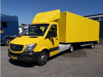Tracteur routier Mercedes-Benz Sprinter 519 Euro6 + NEFRA 6.5m 2011 Top Condition! 10/2019 APK