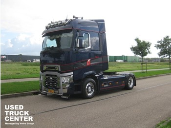 Tracteur routier Renault T HIGH 520 High Edition 301.446 km Red Bull Blue