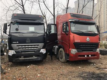 SINOTRUK Howo Tractor Units - tracteur routier