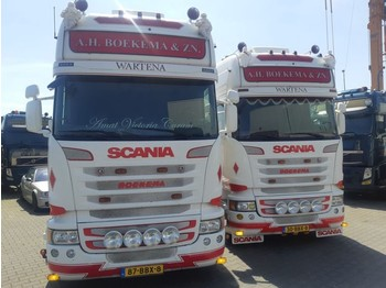 Scania 2 x R450 Streamline - tracteur routier