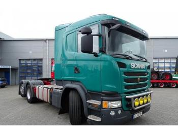 Tracteur routier Scania G490 Automatic Retarder Euro-6 6x2/4 2014