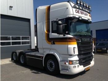 Scania R500 6X2 King o\t Road Retarder - tracteur routier
