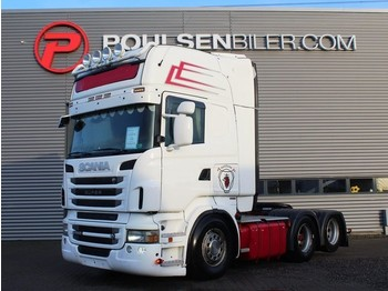 Scania R560 6x2 2900mm - tracteur routier