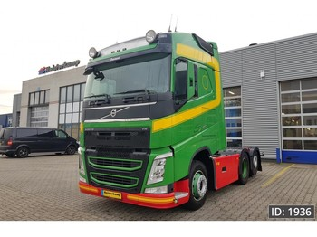Volvo FH 460 Globetrotter, Euro 6 - tracteur routier