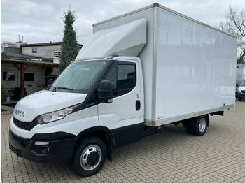 Fourgon Iveco Daily 35c15 3.0L Möbel Koffer Maxi 4,76 m. 26 m³