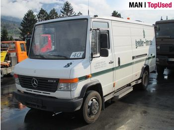 Fourgon Mercedes-Benz 818D