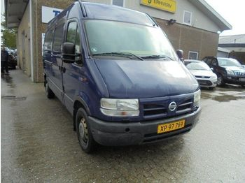 Fourgon NISSAN Interstar 2,5 dCi 115 L2H2