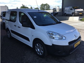 Peugeot Partner 1.6 HDI 90 pk XT Marge Auto Airco/Cruise - fourgon