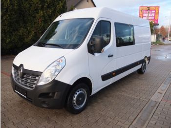 Renault MASTER L3H2 130PS DOKA 7 SITZE  - fourgon