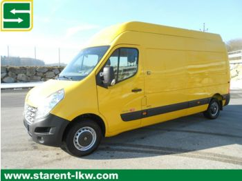 Fourgon Renault Master T35, dCi 125,L3H3, Verkleidung
