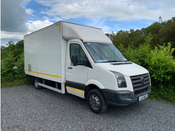 VW Crafter - fourgon