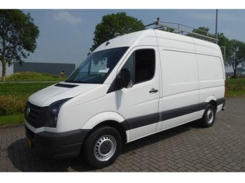Fourgon Volkswagen Crafter 35 2.0 TDI 1 lang/hoog, airco, im