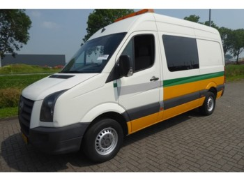 Fourgon Volkswagen Crafter 35 2.5 TDI L L2H2, airco