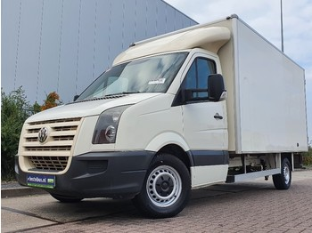 Fourgon Volkswagen Crafter 35 2.5 tdi 136 pk: photos 1