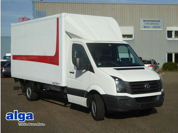 Volkswagen Crafter, 3,5 t., 163 PS, 4,4 m. lang, LBW.  - fourgon