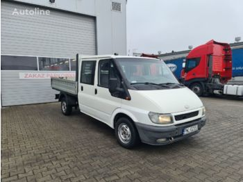 Fourgon plateau FORD Transit 2.0