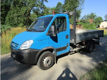 IVECO Daily 65C18 - fourgon plateau