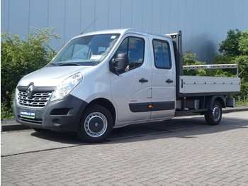 Fourgon plateau Renault Master 2.3 dci 125pk l3 maxi