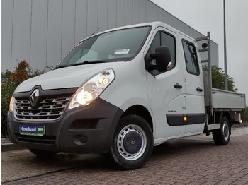 Fourgon plateau Renault Master 2.3 dci 135, dubbel cabi